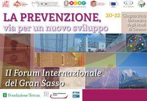Secondo Forum Internazionale del Gran Sasso