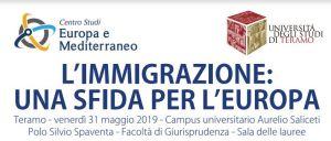 """""""L'immigrazione: una sfida per l'Europa"""""""