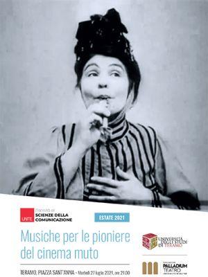 Musica per le pioniere del cinema muto