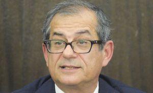 Ministro Giovanni Tria