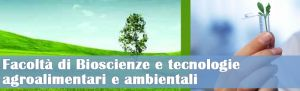 Facoltà di Bioscienze e tecnologie agro-alimentari e ambientali