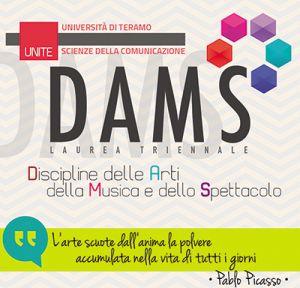 DAMS: Discipline delle arti, della musica e dello spettacolo