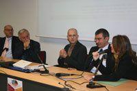 Leo Gullotta incontra le matricole di Scienze della comunicazione